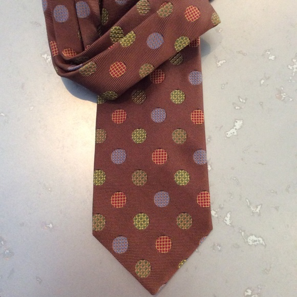 Paul Stuart Other - Gorgeous Paul Stuart silk tie